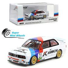 Tarmac Works 1:64 2018 Hobby64 Macau Special Edition BMW M3 E30 1993 ProAC Kwan