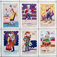 Nine Yards-cartas Marcadas Color Day Of Dead Fabric Alexander Henry 7666a Bright