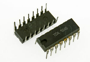 TDA1046-Original-New-Siemens-Integrated-Circuit-TDA-1046