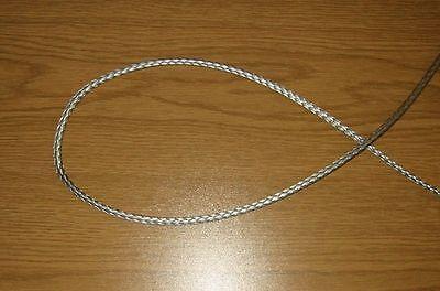 m//1,00€ 3 mm Dyneema®-Leine hohe Festigk. BRL 950 daN Liros D-Pro schwarz