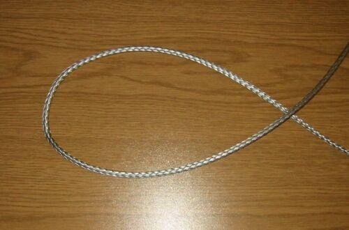 Liros D-Pro BRL 950 daN hohe Festigk. m//1,00€ silber 3 mm Dyneema®-Leine