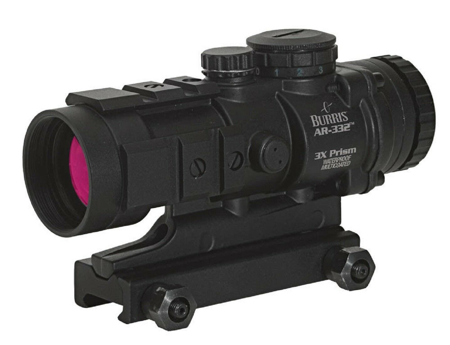 Burris AR-332 Ar Tactical 3X32 Prism Sight Rifle Scope   eBay a5d95a7db1e8