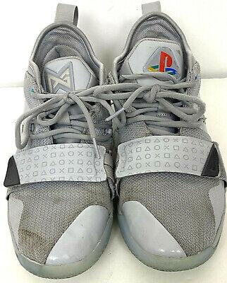 Nike PG 2.5 Playstation PS Paul George Wolf Grey Multi-Color GS BQ9677-001