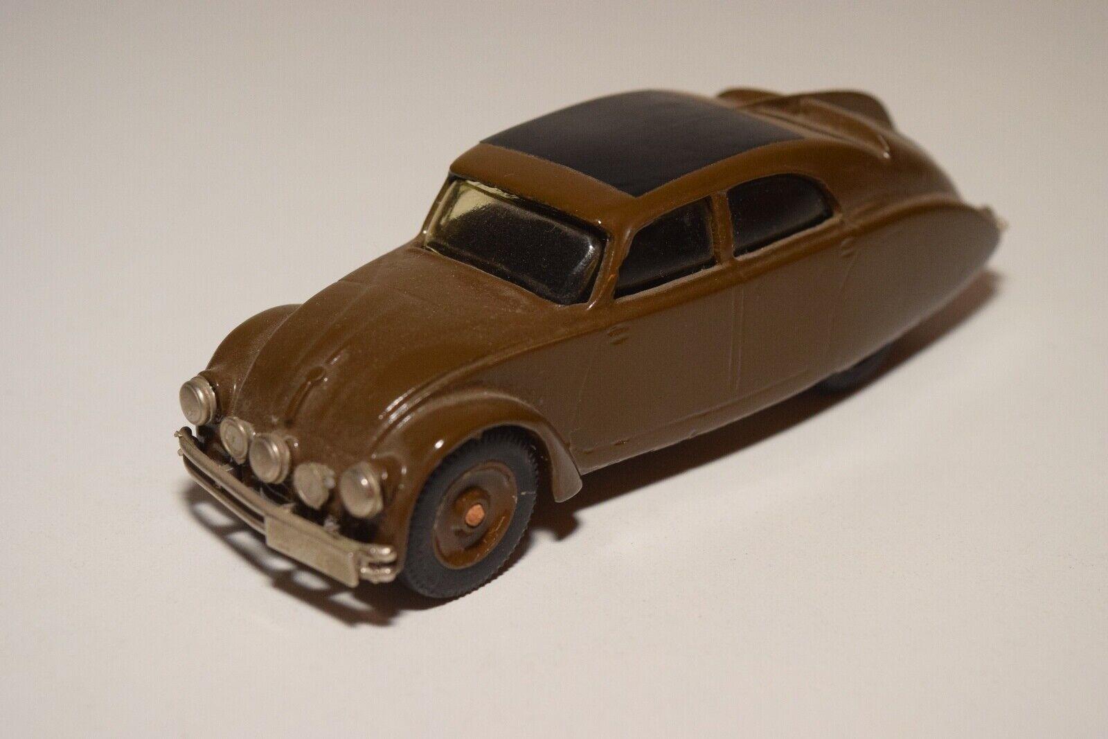 CC 1 43 AUTO REPLICAS KIT TATRA 77A 77 A A A 1936 BROWN NEAR MINT CONDITION 4c0d37