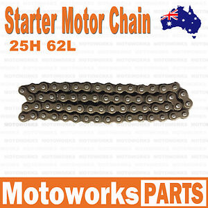 25H-62L-Starter-Motor-Chain-50cc-110cc-125cc-PIT-ATV-QUAD-Bike-Gokart-Buggy-Dirt
