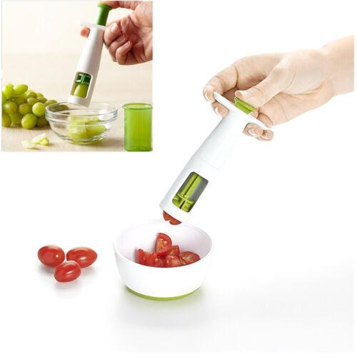 Raisin Tomates Cerise Carottier Trancheuse Légume Fruit Cutter auxiliaire Baby Food