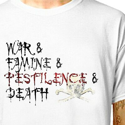 Wellcoda Death Apocalypse Mens Tank Top Vampire Active Sports Shirt