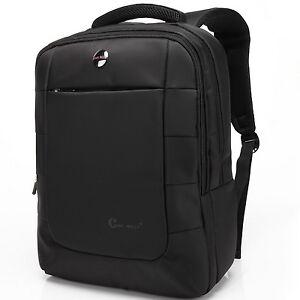 804677bfcb Image is loading Men-Women-Waterproof-Laptop-Backpack-Travel-School-Bag-
