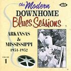 Modern Downhome Blues Sessions, Vol. 1 by Various Artists (CD, Apr-2003, Ace (Label))