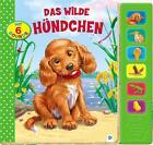 """Soundbuch """"Das wilde Hündchen"""" (2014, Gebundene Ausgabe)"""