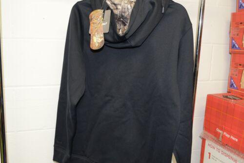 L Sweatshirt Men's W Size Armour Hooded Under camo W tags Black New Storm wS71nnZqc