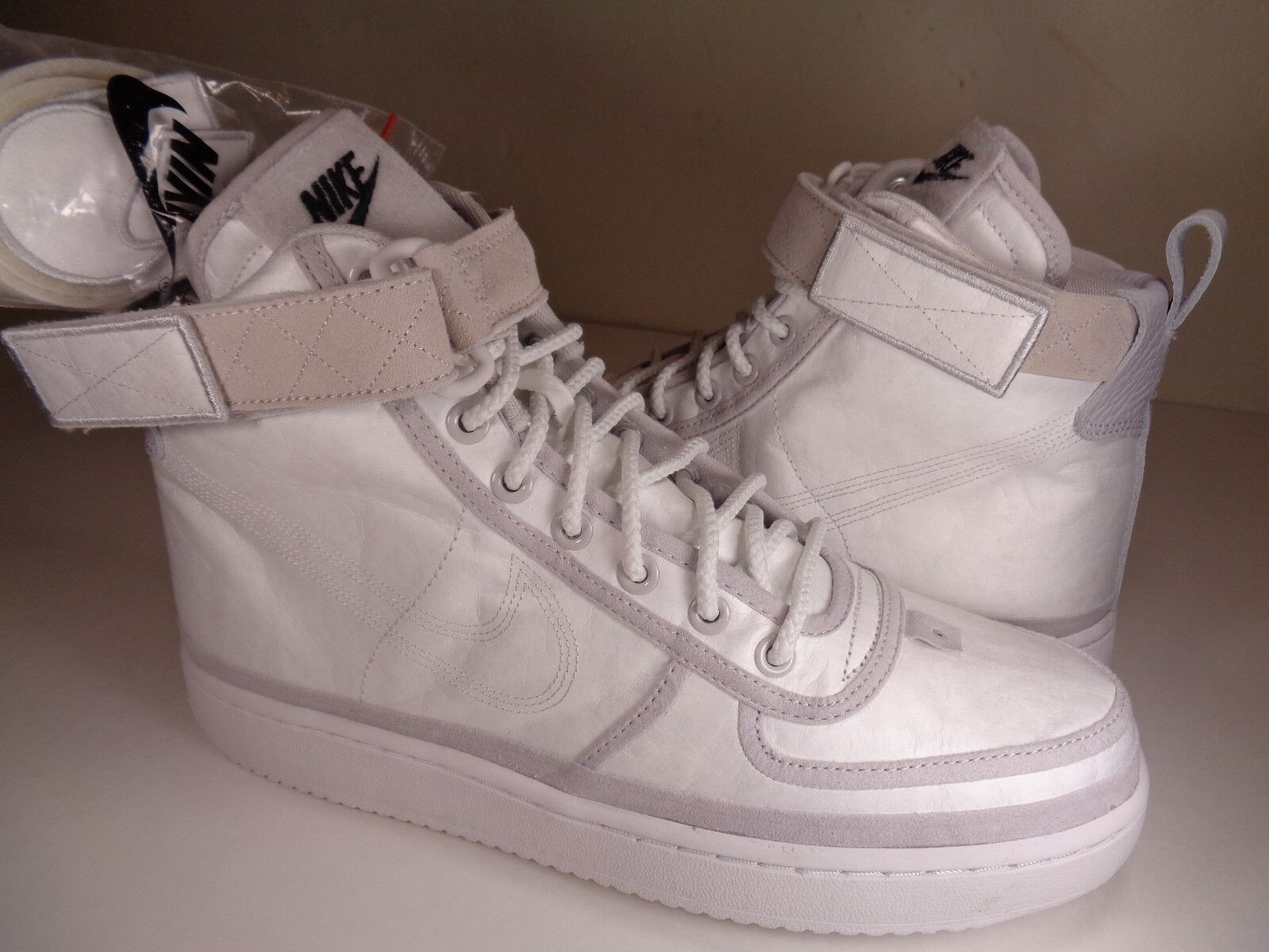 Nike Vandal High Supreme AS QS All Star 90/10 ASW Vast Grey SZ 8 (AQ0113-001)