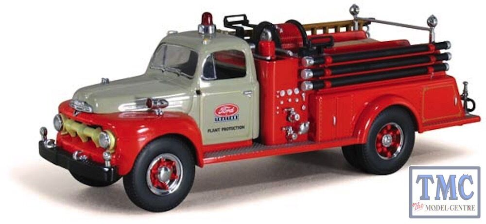 19 -3980 First Gear 1 34 skala 1951 Ford F -Series pumpFord Tractor Plant Pröde