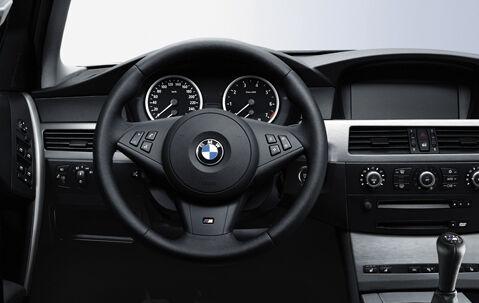 BMW Genuine M Steering Wheel Cover Trim E60/E61/E63/E64 5/6 Series 32347841044