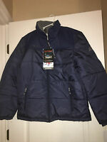 Zeroxposur Quilted Performance Puffer Jacket - Men Size M L Xl Xxl Navy Camo