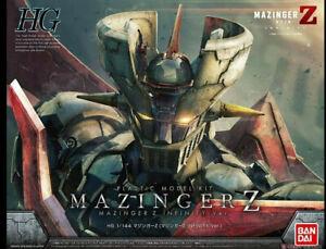 Mazinga-Z-Infinity-Version-Mazinger-Z-Go-Nagai-Bandai-Kit-13cm-Nuovo