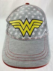 Wonder Woman Super Hero Adjustable Kid's Baseball Ball Cap Hat