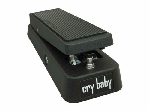 Dunlop GCB95 Cry Baby Wah Pedal EFFECTS PERFECT CIRCUIT NEW