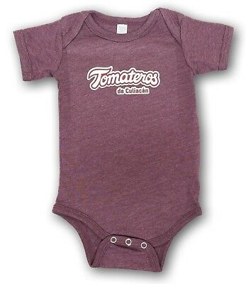 Baseball-other Honest Tomateros De Cuiliacan Baby Bodusuit Mameluco One Piece Jumpsuit