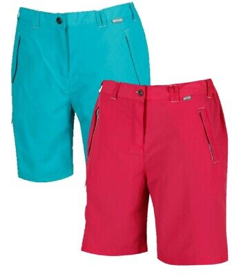 Regatta Women/'s Chaska II Walking Shorts Blue