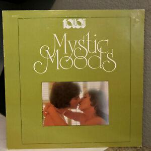 "MYSTIC MOODS - Touch (SB 7507) - 12"" Vinyl Record LP - VG+ (Cheesecake)"