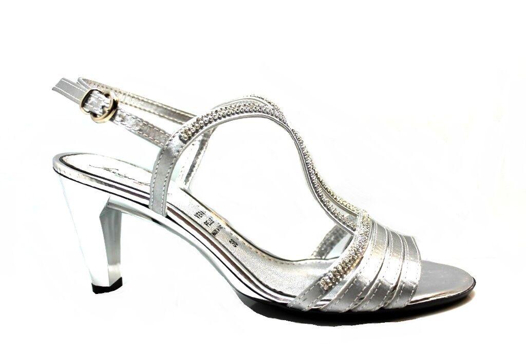 Encanto Mujer 46612 Arg Arg Arg Zapatos Joya Sandalias De Mujer Artesanal Made in  fb8fbd