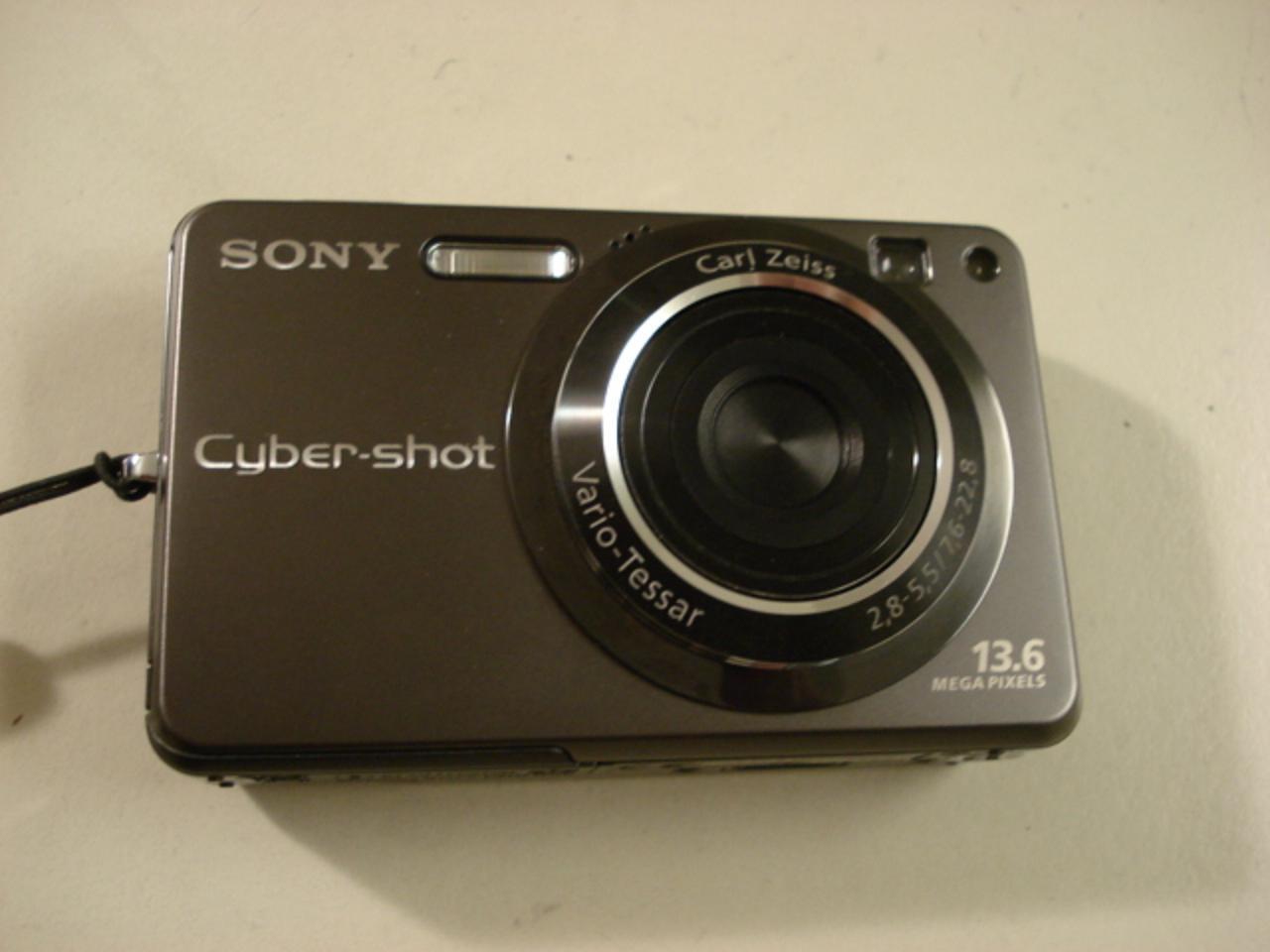 Camara fotos sony dsc-w120 16