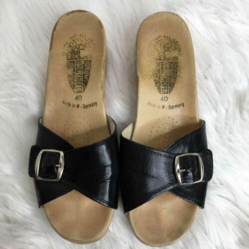 WORISHOFER Footprint Women's Size 40 Metallic Leat