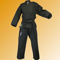 Ju-jutsu Sv Premium Anzug Judoanzug Ronin Schwarz Ju-sports Gr. 150 - 200