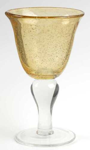 Artland IRIS CITRINE Wine Glass 4090209