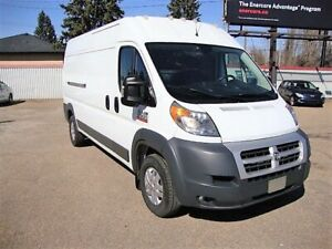 2014 RAM ProMaster 2500 HIGHROOF 159 WB w/Rear Camera/Bluetooth/USB/AUX/Air Conditioning/Cruise