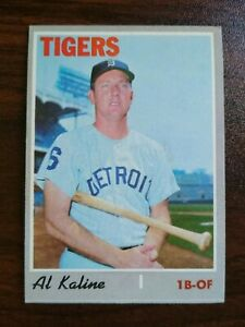 1970-Topps-Set-Break-640-Al-Kaline-Detroit-Tigers-FREE-SHIPPING-Centered