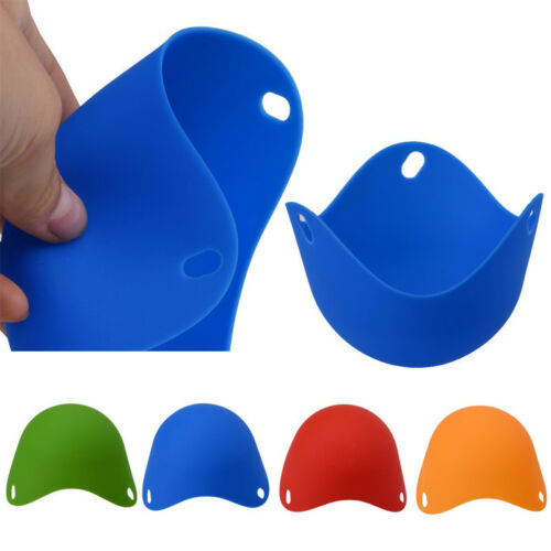Popular Kitchen Gadget Silicone Egg Fried Circle Silicon Microwave Cooking Tools