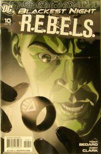 REBELS-Vol-1-10-VFN-VyFne-Plus-DC-Comics-ORIG-US