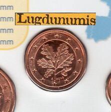 Allemagne 2013 2 centimes A Berlin FDC provenant coffret BU 40000 exemplaires