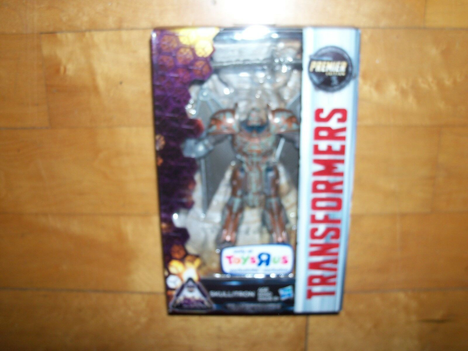 2017 2017 2017 Transformers SKULLITRON The Last Knight TRU Exclusive 9c05fb