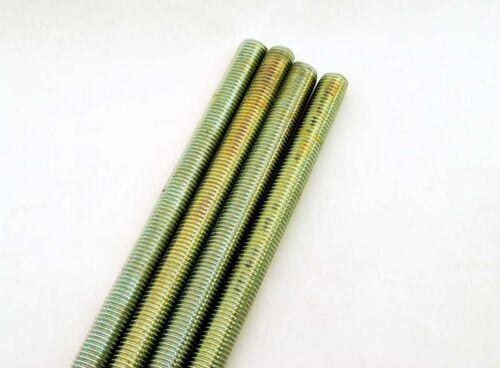 """Threaded Rod 7//8-9 x 36/"""" A307 Zinc Plated All-Thread 7//8 x 3 ft 4"""