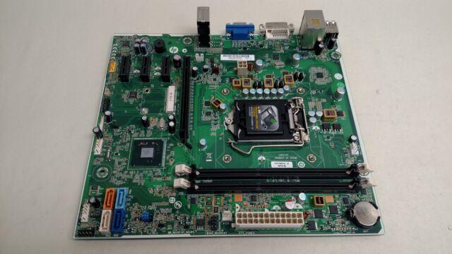 HP 657002-001 Pro 3400 LGA 1155/Socket H2 DDR3 SDRAM Desktop Motherboard