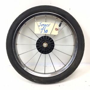Graco-Jogger-Stroller-Complete-Back-Rear-Wheel-Tire-Replacement-Part-j38