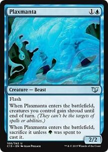 4x-Plaxmanta-MTG-MAGIC-C15-Commander-2015-Eng-Ita