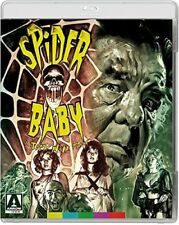 Spider Baby (Blu-ray/DVD, 2015, 2-Disc Set)