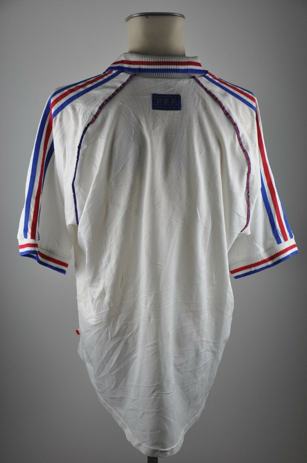Frankreich Trikot 1998 Gr. XL Adidas WM France Jersey Away Away Away Shirt FFF World Cup f0e87a