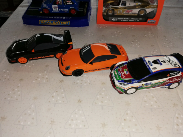 Racerbane, Scalextric Dpr, scalextric digitale biler Ford…