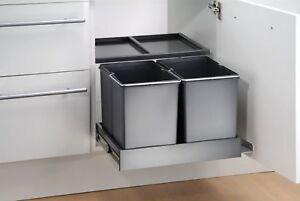 Wesco Automatic Shorty 757311 11 Einbau Abfallsammler Abfall