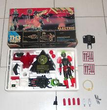 Robot TH3 PROJECT BLACK GENIUS 3 Electric – Edison Giocattoli PERFETTO 1979