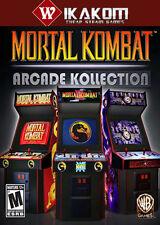 Mortal Kombat Arcade Kollection Steam Digital Game **Fast Delivery!**
