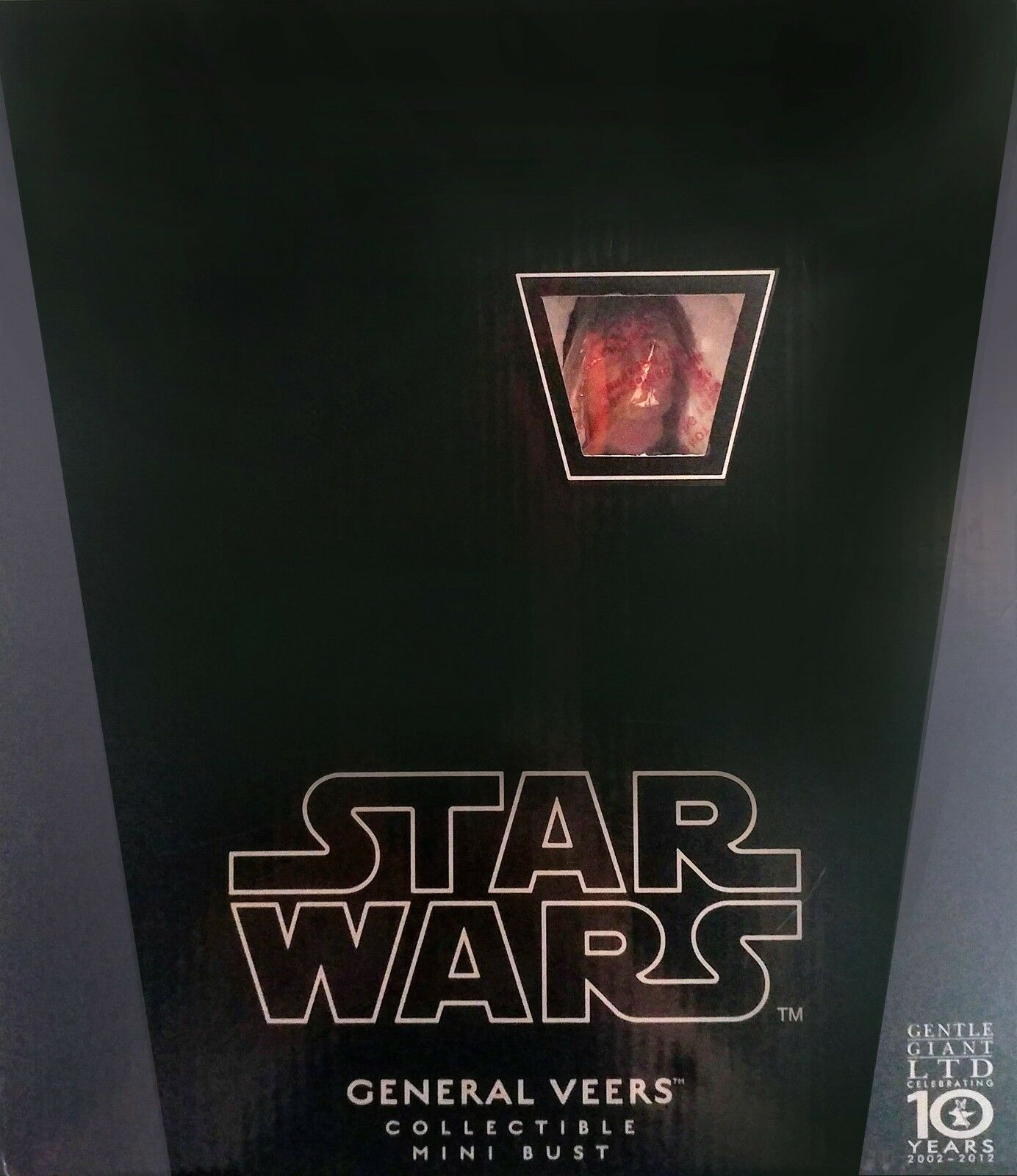 Gentle Giant GENERAL VEERS Mini Bust NIB 342 1200 Star Wars ESB NEW Sideshow