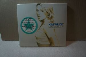 A1856 KIM WILDE / NOW AND FOREVER JAPAN CD MVCM-558 SEALED
