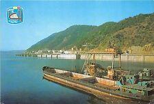 B19178 Ship Bateaux Romania Iron Gates Hydropower