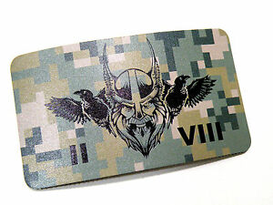 Details about AOR2 U S  Navy SEAL Team 8 Eight Troop 2 Odin IR Morale Patch  LBT Crye NSW SOCOM